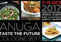 ANUGA - TASTE THE FUTURE COLOGNE 2017