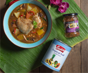 Fruity Chicken Curry T